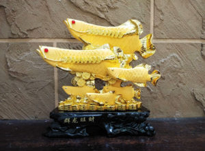 ปลามังกรทอง