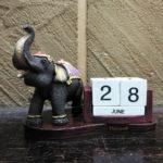 ช้างไทย + ปฏิทินตั้งโต๊ะ